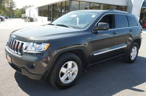 2011 jeep grand cherokee suv laredo for sale in carrollton maryland. Cars Review. Best American Auto & Cars Review