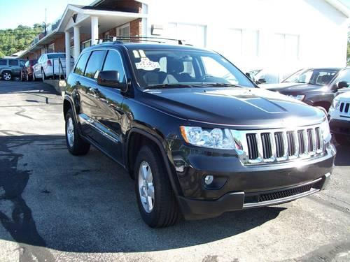 2011 jeep grand cherokee suv laredo for sale in charleroi. Cars Review. Best American Auto & Cars Review