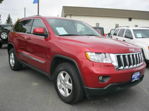 2011 jeep grand cherokee suv laredo for sale in spokane washington. Cars Review. Best American Auto & Cars Review
