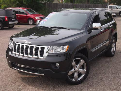 2011 jeep grand cherokee suv overland for sale in jackson. Black Bedroom Furniture Sets. Home Design Ideas