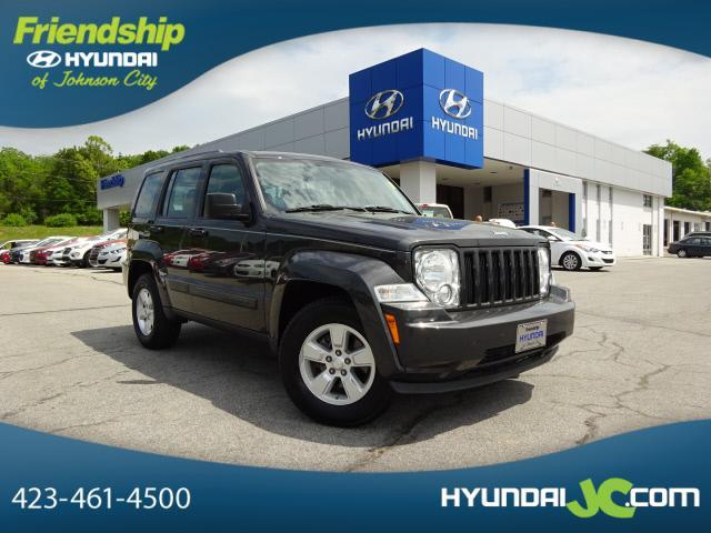 2011 jeep liberty 4x4 sport 4dr suv for sale in johnson for Liberty motors murfreesboro tn