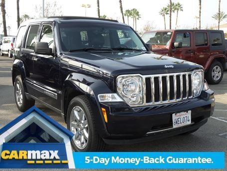 2011 Jeep Liberty Limited 4x4 Limited 4dr SUV