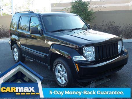 2011 Jeep Liberty Sport 4x2 Sport 4dr SUV