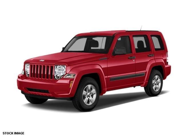 2011 Jeep Liberty Sport 4x4 Sport 4dr SUV
