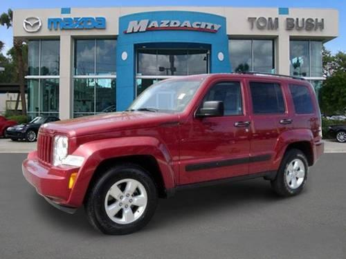 2011 jeep liberty sport utility rwd 4dr sport for sale in jacksonville florida classified. Black Bedroom Furniture Sets. Home Design Ideas