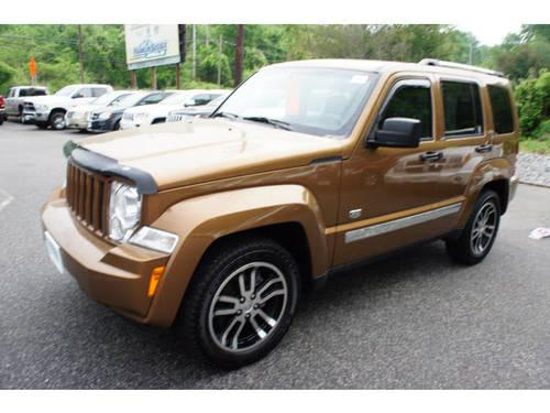 2011 jeep liberty suv 4x4 sport 70th anniversary for sale in beemerville new jersey classified. Black Bedroom Furniture Sets. Home Design Ideas