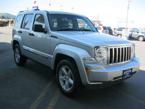 2011 jeep liberty suv limited edition for sale in spokane. Black Bedroom Furniture Sets. Home Design Ideas