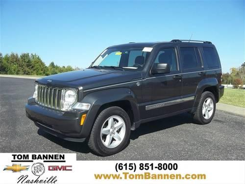 2011 jeep liberty suv limited edition for sale in am qui tennessee classified. Black Bedroom Furniture Sets. Home Design Ideas