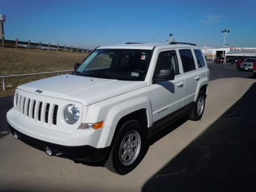 2011 jeep patriot 4x4 4dr suv white for sale in decatur texas classified. Black Bedroom Furniture Sets. Home Design Ideas