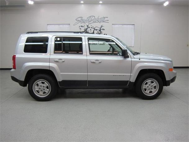 2011 jeep patriot for sale in sioux falls south dakota classified. Black Bedroom Furniture Sets. Home Design Ideas