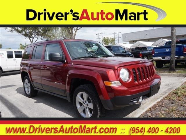2011 jeep patriot latitude x 4x4 latitude x 4dr suv for. Black Bedroom Furniture Sets. Home Design Ideas