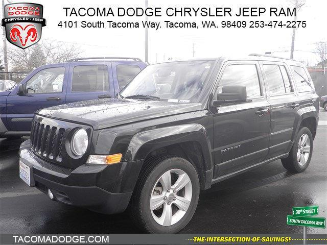 2011 jeep patriot sport 4x4 sport 4dr suv for sale in tacoma washington classified. Black Bedroom Furniture Sets. Home Design Ideas
