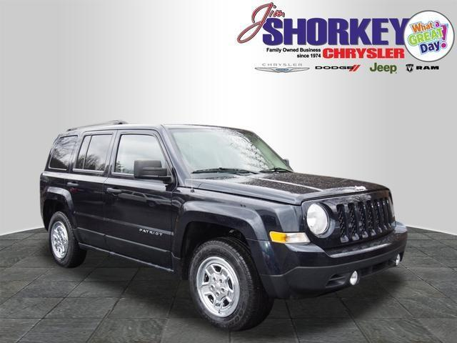 2011 Jeep Patriot Sport 4x4 Sport 4dr SUV