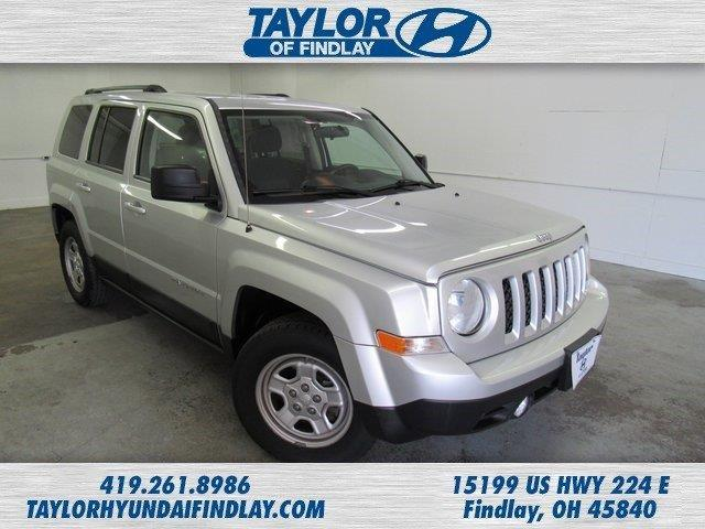 2011 Jeep Patriot Sport Sport 4dr SUV