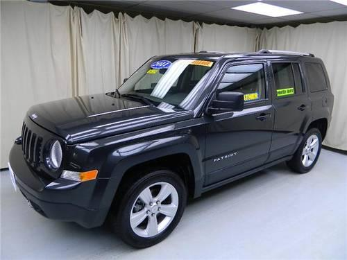2011 jeep patriot sport utility latitude x for sale in butler ohio classified. Black Bedroom Furniture Sets. Home Design Ideas