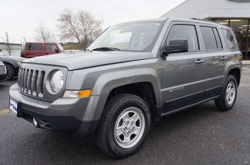 2011 jeep patriot sport utility sport for sale in carrollton maryland classified. Black Bedroom Furniture Sets. Home Design Ideas