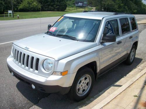 2011 jeep patriot suv for sale in decatur alabama classified. Black Bedroom Furniture Sets. Home Design Ideas