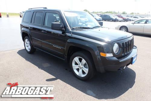 2011 jeep patriot suv latitude x for sale in troy ohio. Black Bedroom Furniture Sets. Home Design Ideas