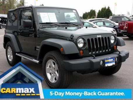 2011 jeep wrangler sport 4x4 sport 2dr suv for sale in columbia south carolina classified. Black Bedroom Furniture Sets. Home Design Ideas