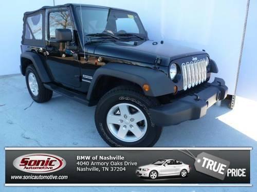 2011 jeep wrangler suv sport for sale in nashville tennessee classified. Black Bedroom Furniture Sets. Home Design Ideas