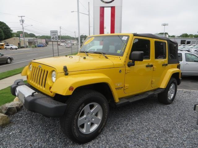 2011 jeep wrangler unlimited 4wd 4dr sahara for sale in canaan lake new york classified. Black Bedroom Furniture Sets. Home Design Ideas