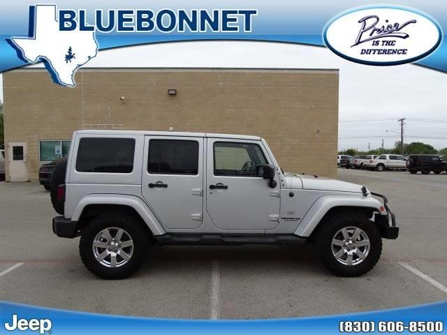 2011 Jeep Wrangler Unlimited 70th Anniversary 4x4 70th