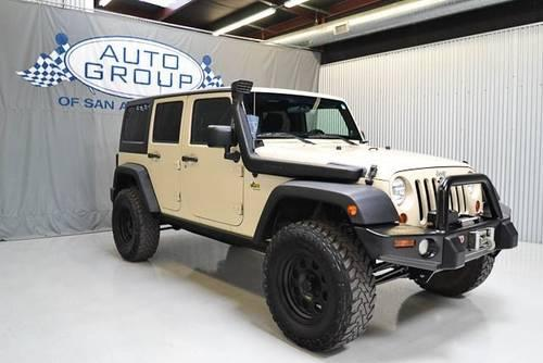 2011 jeep wrangler unlimited for sale in san antonio texas classified. Black Bedroom Furniture Sets. Home Design Ideas