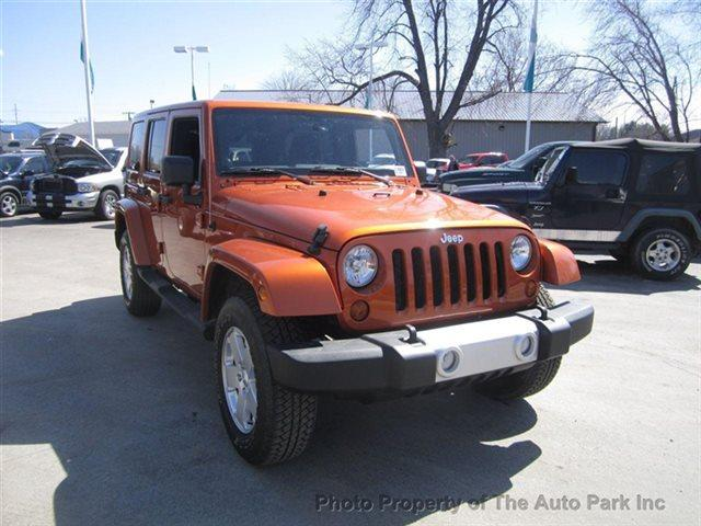2011 jeep wrangler unlimited for sale in inwood indiana classified. Black Bedroom Furniture Sets. Home Design Ideas