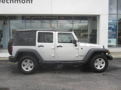 2011 jeep wrangler unlimited convertible 4wd 4dr rubicon for sale in cincinnati ohio classified. Black Bedroom Furniture Sets. Home Design Ideas