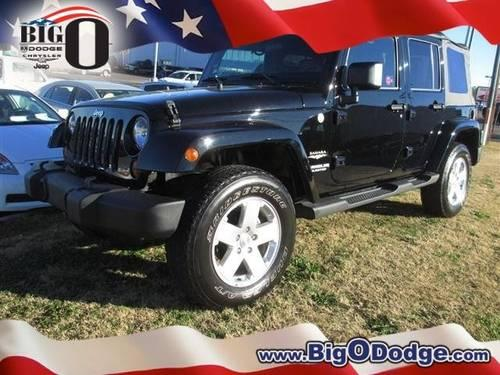 2011 jeep wrangler unlimited convertible sahara for sale in greenville south carolina. Black Bedroom Furniture Sets. Home Design Ideas