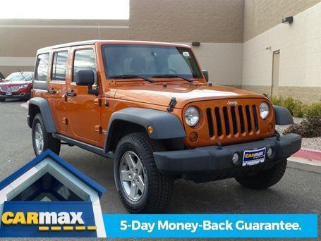 2011 Jeep Wrangler Unlimited Rubicon 4x4 Rubicon 4dr