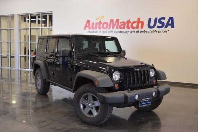 2011 jeep wrangler unlimited rubicon for sale in draper utah classified. Black Bedroom Furniture Sets. Home Design Ideas