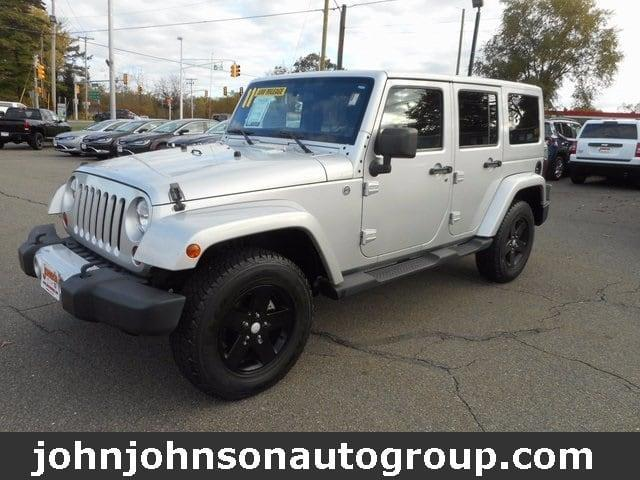 2011 jeep wrangler unlimited sahara 4x4 sahara 4dr suv for sale in washington new jersey. Black Bedroom Furniture Sets. Home Design Ideas