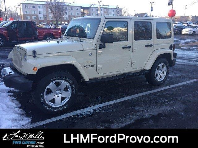 2011 jeep wrangler unlimited sahara 4x4 sahara 4dr suv for sale in provo utah classified. Black Bedroom Furniture Sets. Home Design Ideas