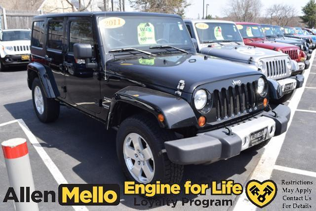2011 jeep wrangler unlimited sahara 4x4 sahara 4dr suv for sale in nashua new hampshire. Black Bedroom Furniture Sets. Home Design Ideas