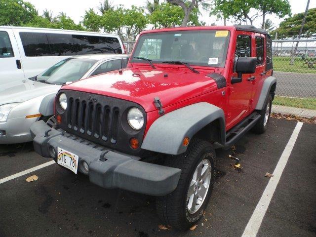2011 jeep wrangler unlimited sport 4x4 sport 4dr suv for sale in honolulu hawaii classified. Black Bedroom Furniture Sets. Home Design Ideas