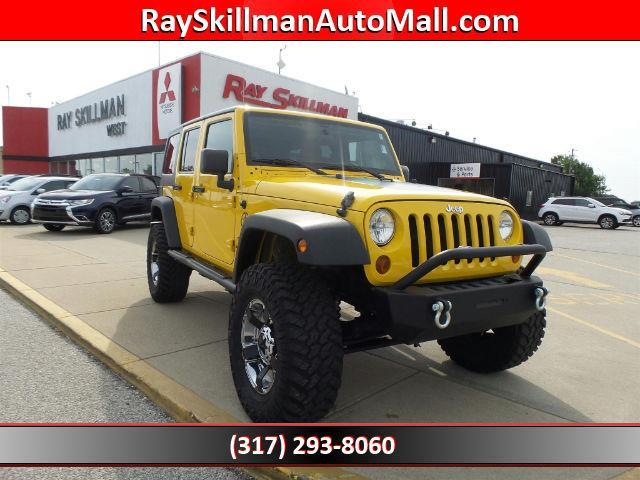 2011 Jeep Wrangler Unlimited Sport 4x4 Sport 4dr SUV
