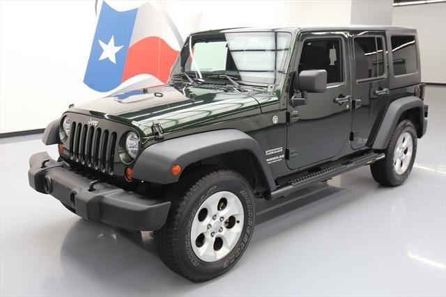 2011 jeep wrangler unlimited sport 4x4 sport 4dr suv for sale in houston texas classified. Black Bedroom Furniture Sets. Home Design Ideas
