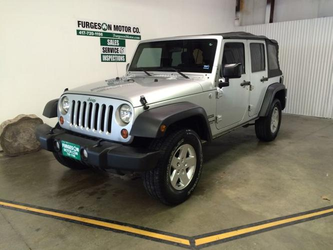 2011 jeep wrangler unlimited sport springfield mo for sale in springfield missouri classified. Black Bedroom Furniture Sets. Home Design Ideas