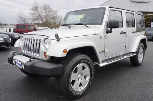 2011 jeep wrangler unlimited sport utility sahara for sale in carrollton maryland classified. Black Bedroom Furniture Sets. Home Design Ideas