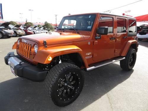 2011 jeep wrangler unlimited sport utility sahara for sale. Black Bedroom Furniture Sets. Home Design Ideas