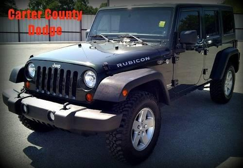 2011 jeep wrangler unlimited suv 4wd 4dr rubicon for sale in ardmore oklahoma classified. Black Bedroom Furniture Sets. Home Design Ideas