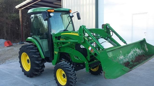2011 john deere 4320 tractor for sale in smithfield north carolina classified. Black Bedroom Furniture Sets. Home Design Ideas