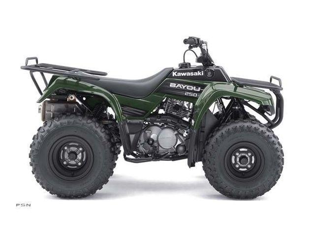 2011 Kawasaki Bayou 250 For Sale In Bellevue Washington