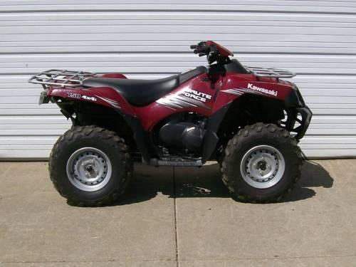 2011 kawasaki brute force 750 4x4 only 183 miles for sale in junius south dakota classified. Black Bedroom Furniture Sets. Home Design Ideas