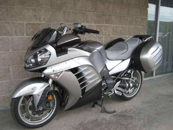 2011 Kawasaki Concours 14 Abs For Sale In Denver Colorado
