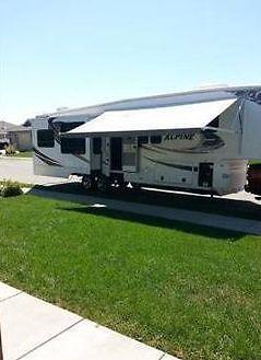 2011 Keystone Alpine 3500re For Sale In Billings Montana 59101 For Sale In Billings Montana
