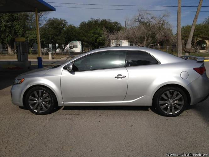 American Auto Sales Killeen Tx: 2011 KIA FORTE 2DR COUPE FULLY LOADED For Sale In