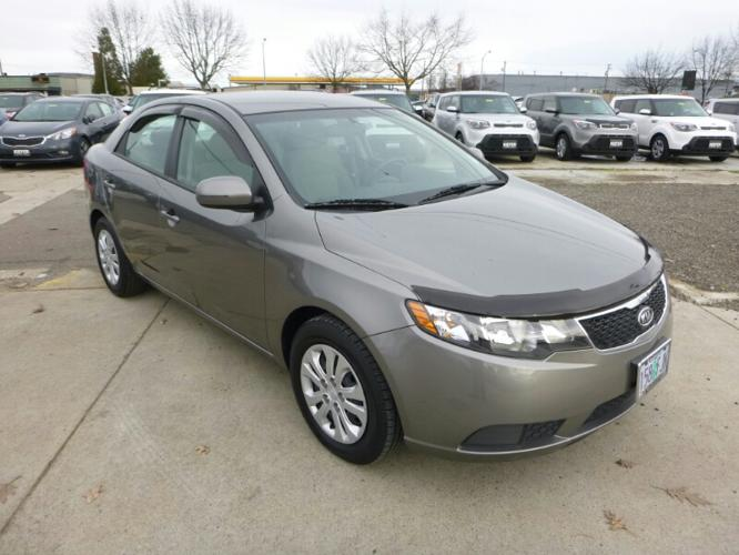 2011 kia forte ex 4dr sedan 6a for sale in eugene oregon. Black Bedroom Furniture Sets. Home Design Ideas