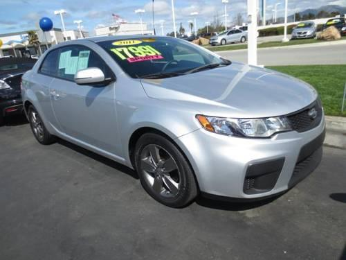2011 kia forte koup 2d coupe ex for sale in salinas california classified. Black Bedroom Furniture Sets. Home Design Ideas